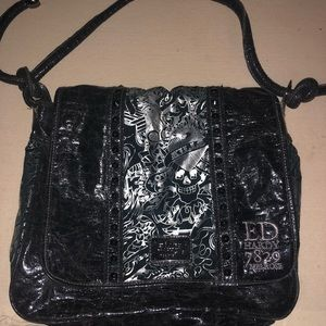 Women s Ed Hardy Messenger Bag on Poshmark ecc705b2c30e0